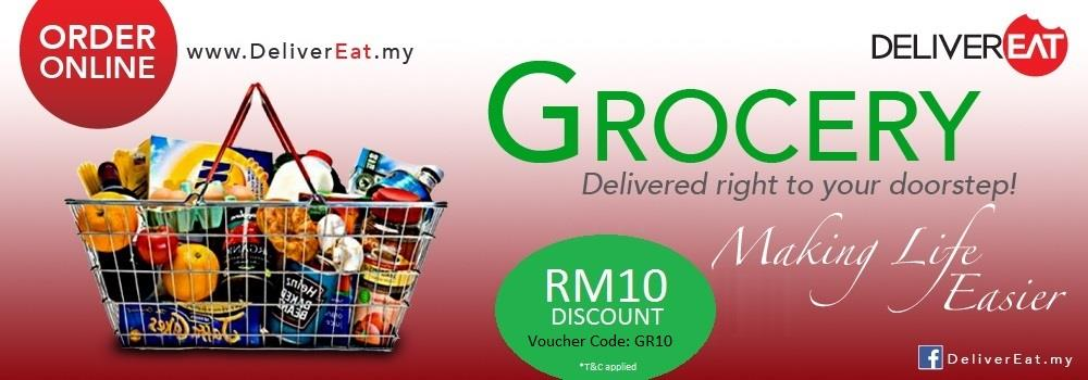 delivereat.my - Deliver grocery