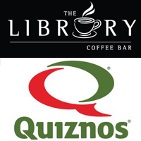 delivereat.my - Quiznos & The Library